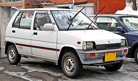 Mitsubishi Minica 501.JPG
