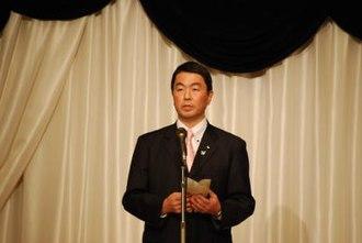 Yoshihiro Murai - Yoshihiro Murai at 2011 seminar