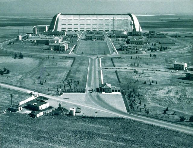 Moffett Field circa 1934
