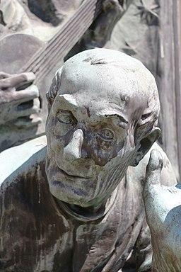 Mohr-Gruber-Denkmal - Oberndorf 03