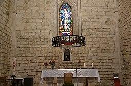Monestir de Sant Sebastià dels Gorgs (Avinyonet del Penedès) - 27.jpg