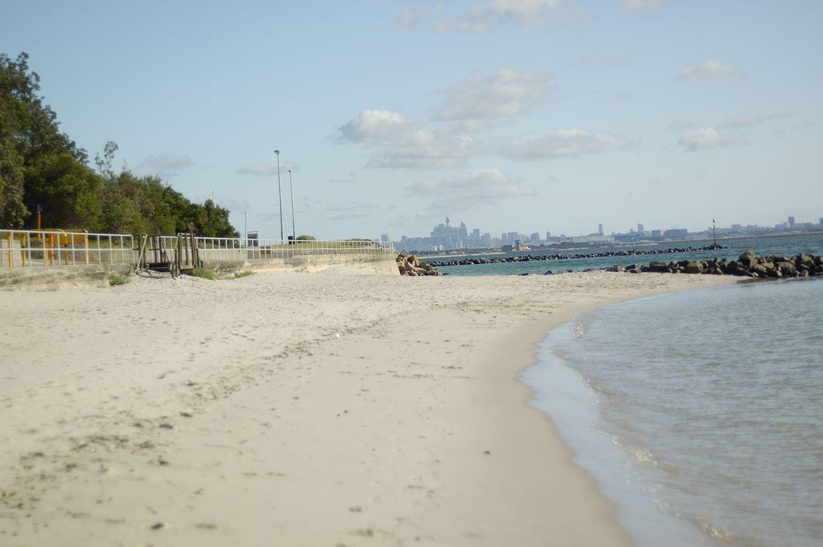Lady Robinsons Beach Sydney New South Wales