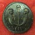 Monetiere di fi, moneta romana imperiale di tiberio e germanico.JPG