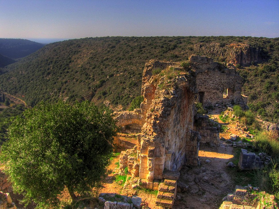 Monfort Castle, Upper Galilee