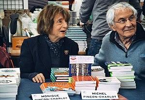 Monique Pinçon-Charlot cover