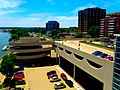 Monona Terrace Parking Lot West - panoramio.jpg
