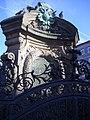 Monument für Kaiser Leopold I. auf der Museumsbrücke in Nürnberg.jpg