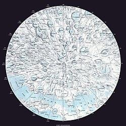 Montes Alpes (Mond Nordpolregion)