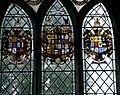 Moreton Corbet St. Bartholomew - Heraldic Glass - geograph.org.uk - 346331.jpg