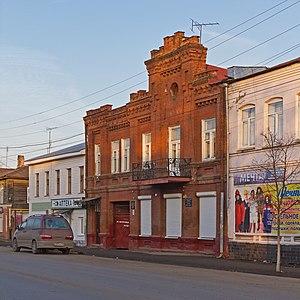 Morshansk - Image: Morshansk (Tambov Oblast) 03 2014 img 12 Int Street