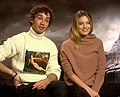 Mortal Engines cast Robert Sheehan, Leila George.jpg
