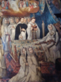 Morte da Princesa Santa Joana (c. 1734) - Escola Portuguesa (Convento de Jesus, Aveiro) (cropped).png