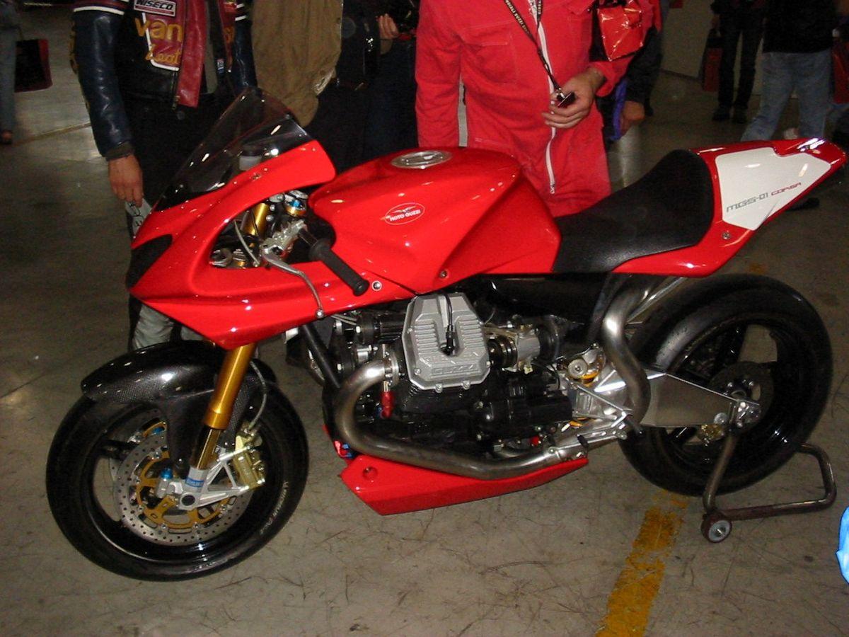 Moto Guzzi Mgs  Usata
