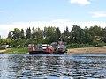 Motorboat by Verkhnaya Dvina, Kotlas - Toima - panoramio (67).jpg