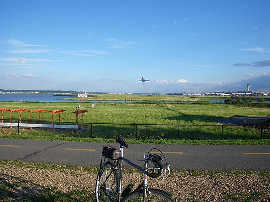 Gravelly Point
