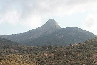 Mount Longido - Image: Mount Longido
