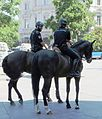Mounted police in Madrid 01.JPG