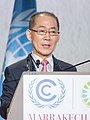 Mr. Hoesung Lee, Chairman of the IPCC (cropped).jpg