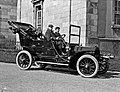 Mr. Peare, Catherine Street, Waterford, motor car (33525477696).jpg
