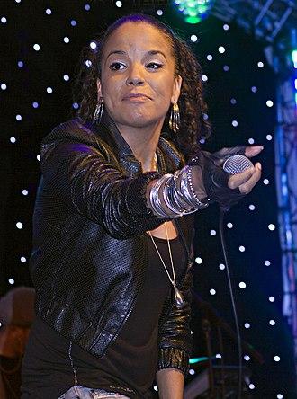 Ms. Dynamite - Ms. Dynamite in 2010.