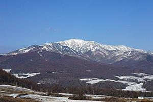Mount Azumaya - Image: Mt.Azumaya