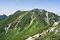 Mt.Minamikomagatake from Mt.Akanagidake 01.jpg