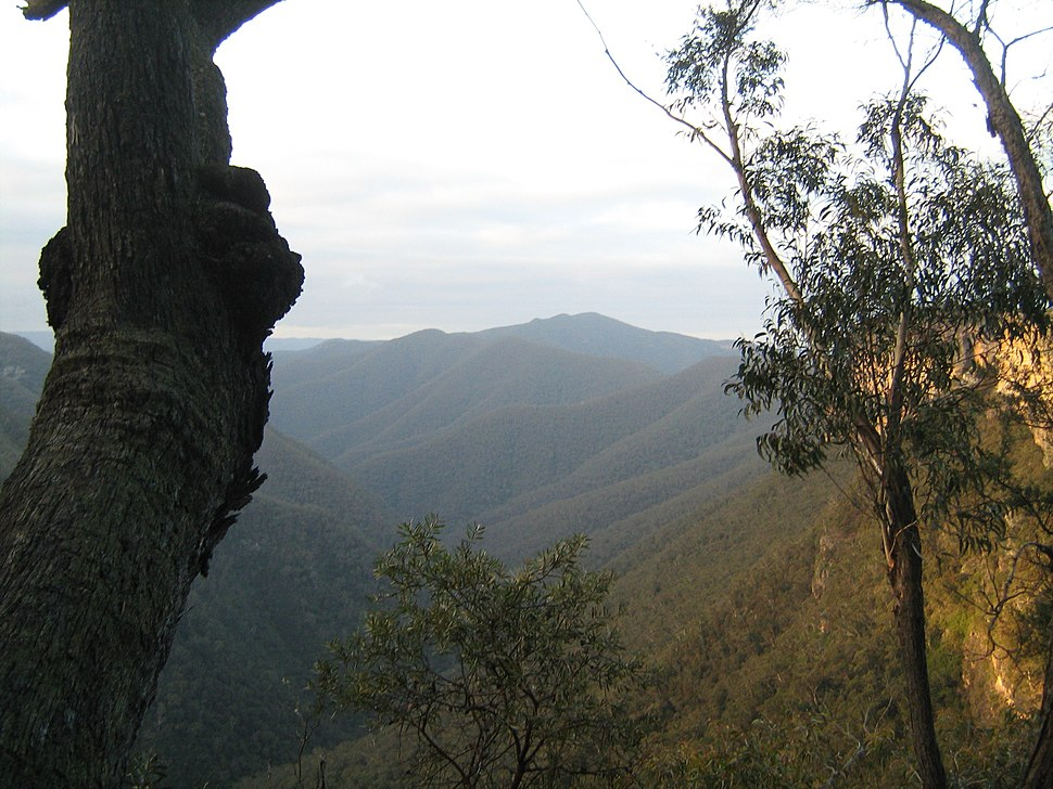 Mt Cloudmaker NSW
