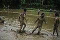 Mud football Kinassery Kerala India2.jpg