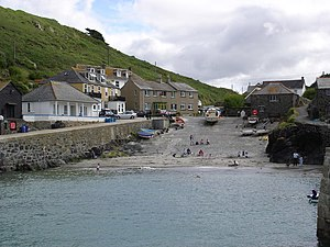 English: Mullion Cove, Lizard Peninsula