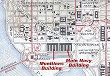 Main Navy and Munitions Buildings Main Navy and Munitions Buildings Wikipedia