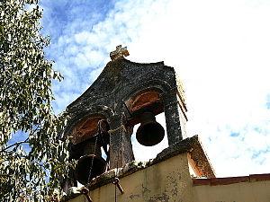 Muntic -  The Muntić parish church of Saint Jerome (12th century)