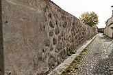 Fil:Mur vid Vadstena kloster.jpg