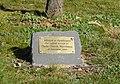 Murchison Anglican Church Memorial Tree Plaque.JPG