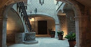 cultural property in Torroella de Montgrí, Spain