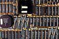 Museo de Informática Histórica (MIH) - UNIZAR - Sun Sparcstation 330 motherboard - smart fix.jpg