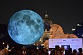 Museum Of The Moon Installation - Victoria Memorial Hall - Kolkata 2018-02-17 1502.JPG