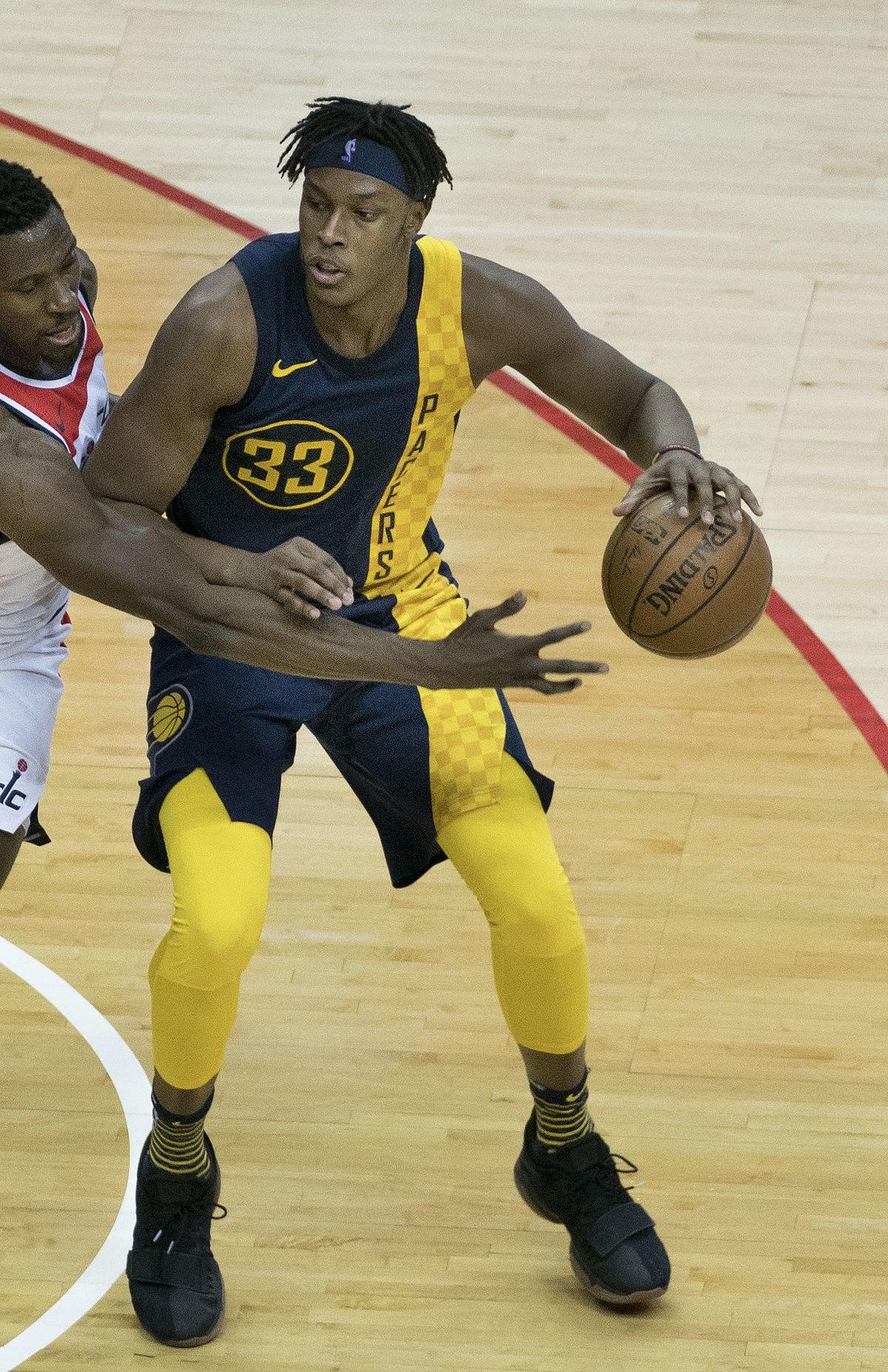 Myles Turner (basketball) - Wikipedia