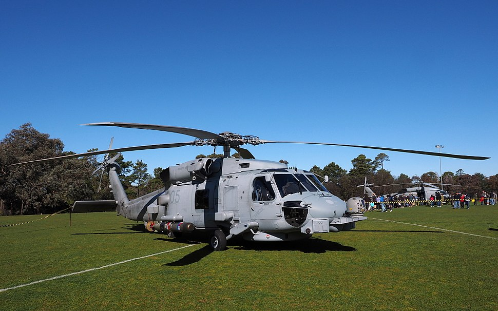 N48-005 at the 2016 ADFA Open Day