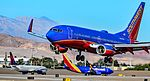 N552WN Southwest Airlines 2001 Boeing 737-7BX(WL) - cn 30744 - 989 (33148658443).jpg