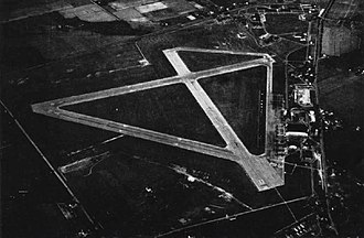 Naval Air Station Joint Reserve Base Willow Grove - NAS Willow Grove in the 1940s