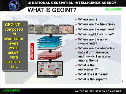 Geospatial intelligence - Wikipedia