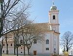Catholic parish church hl.  Sebastian