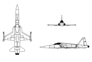 NORTHROP F-5 FREEDOM FIGHTER-TIGER II.png