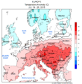 NWS-NOAA Europe Temperature anomaly JUL 19 - 25, 2015.png