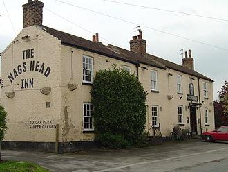 Askham Bryan - The Nag's Head Pub