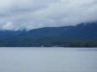 Namu, British Columbia - Namu and Fitz Hugh Sound