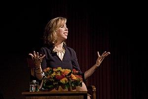 Nancy Gibbs - Gibbs at the LBJ Presidential Library, September 20, 2012
