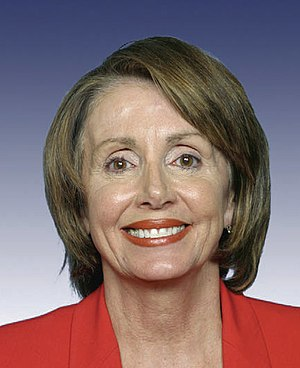 United States House of Representatives elections, 2006 - Image: Nancy Pelosi 109th pictorial photo