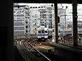 Nankai Nanba station platform - panoramio (7).jpg