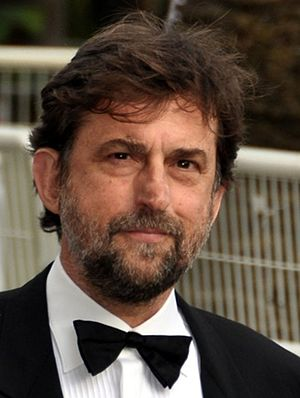 2001 Cannes Film Festival - Nanni Moretti, Palme d'Or winner